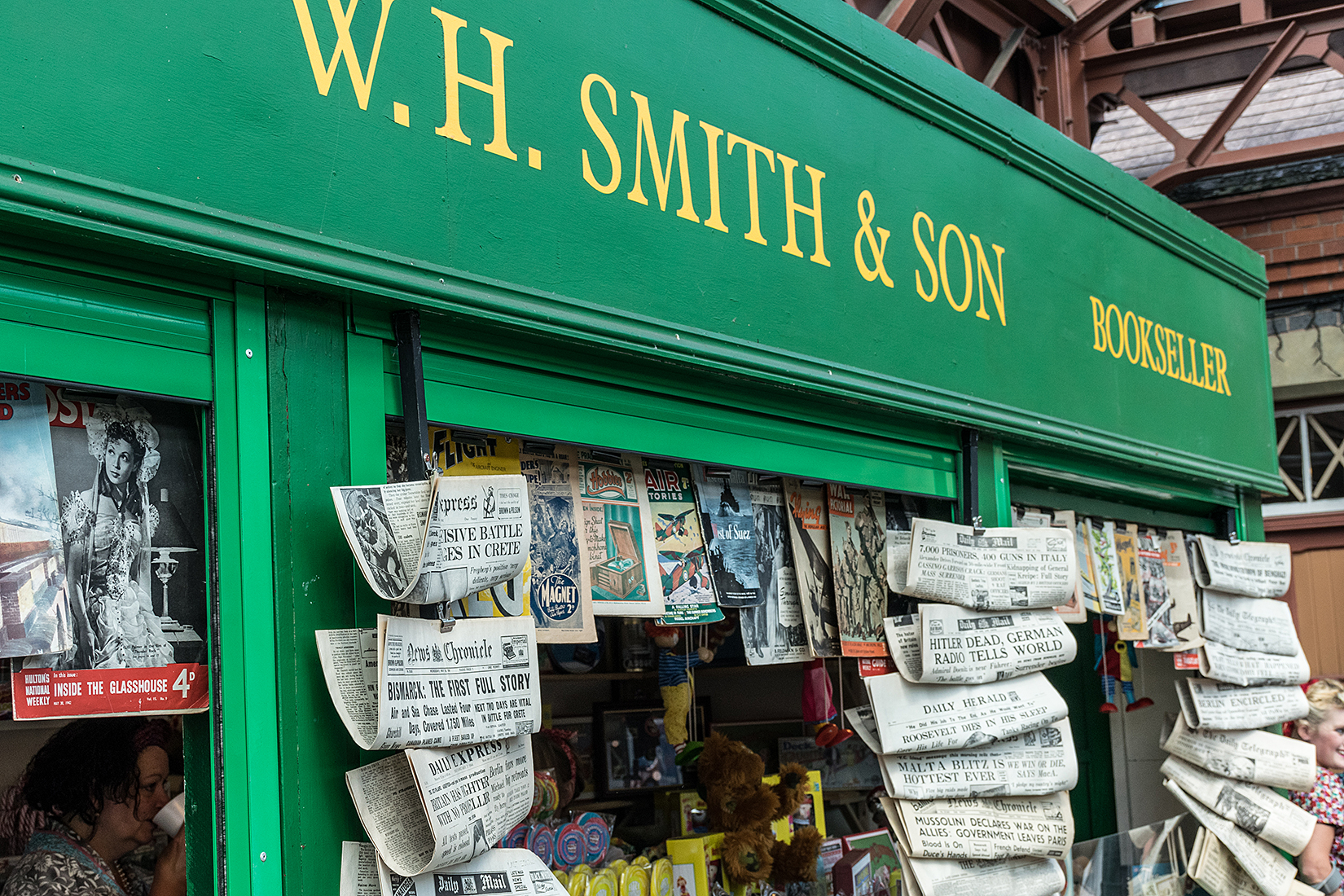 WH Smith & Son the bookseller