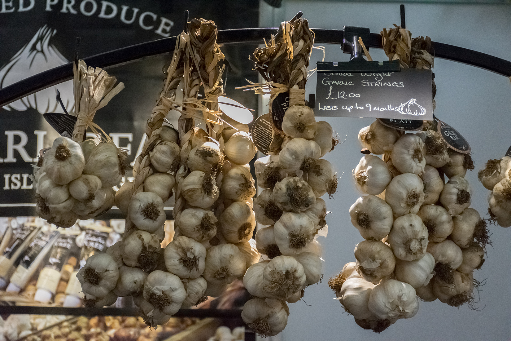 All things garlic from Isle of Wight