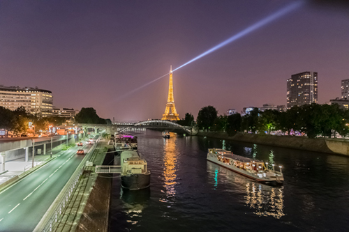 Link to Landmarks of Paris