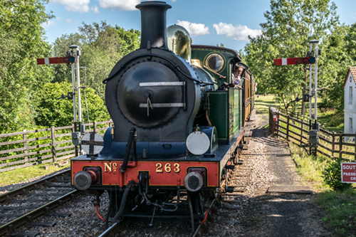 Link to The Bluebell Railway
