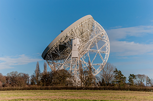 Link to Jodrell Bank Observatory