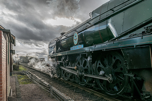 Link to Great Central Railway Winter Steam Gala