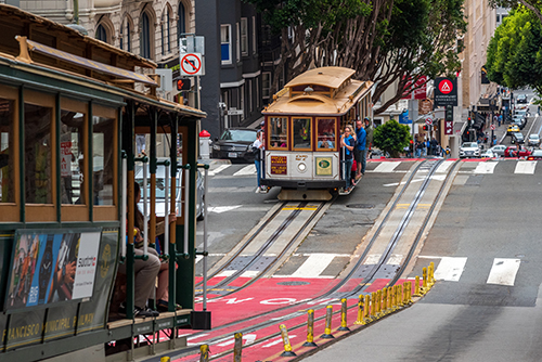 Link to San Francisco Cable Cars