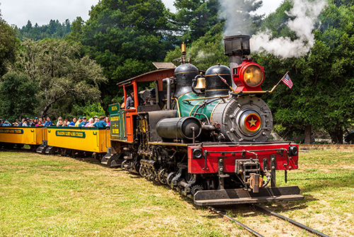 Link to Roaring Camp & Big Trees Railroad